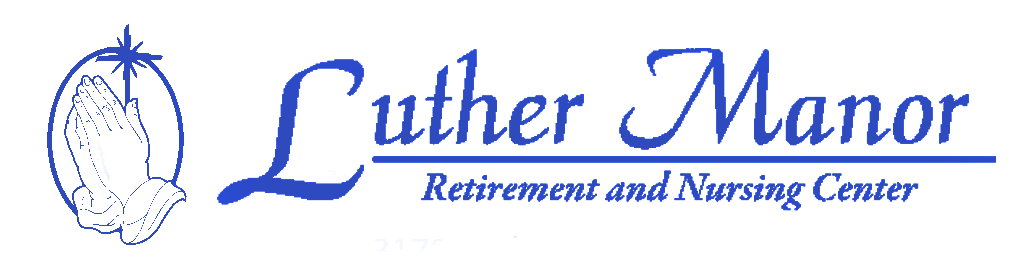 Luther Manor Logo